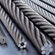 Workover wire rope